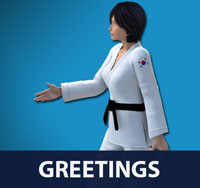 Taekwondo can also be a great way to learn the Korean language by engaging in conversations with practitioners while at school