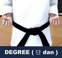 Black Belt Dan