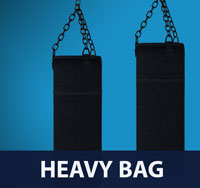 Heavy bags, standing bags, and similar apparatuses have been adapted for practicing kicking and other striking maneuvers in addition to developing punching technique