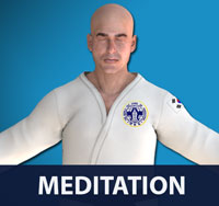 Meditation is a practice in which an individual trains the mind or induces a mode of consciousness, either to realize some benefit or as an end in itself