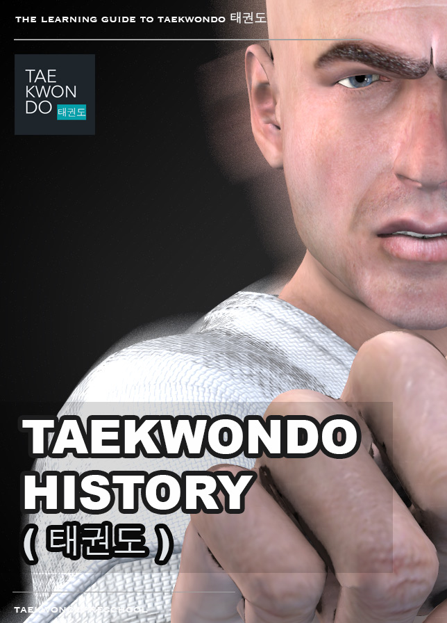 History of Taekwondo - Taekwondo Preschool iBook version