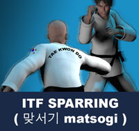 ITF sparring